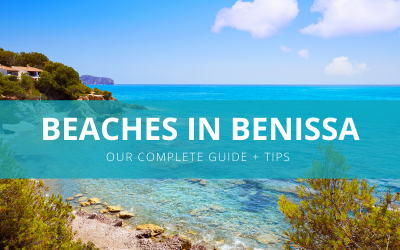 Beaches in Benissa guide