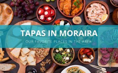 Tapas in Moraira