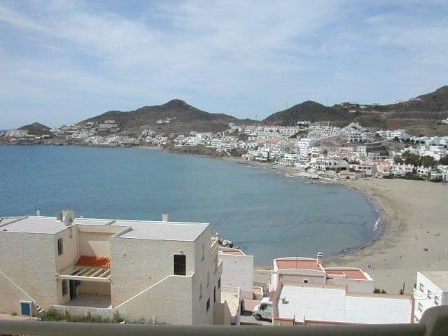 Vistas de la Bahia de San José