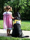 Canine Companions for Independence (CCI) has provided trained assistance dogs for children and adults with disabilities since 1975