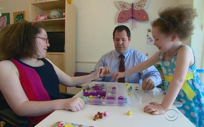 CBS News Report: A Mother's Quest To Find Cure For Rare Genetic Defect