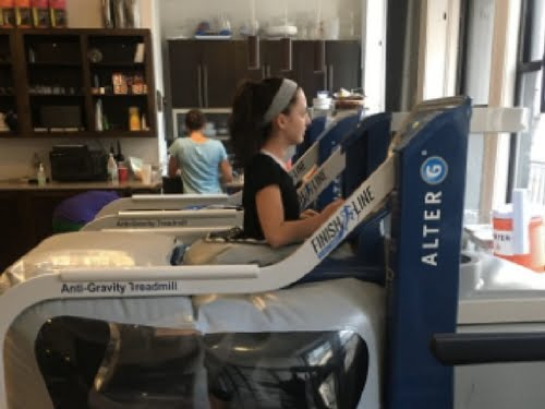 Q&A with Dakota Reilly Impact of AlterG on Charcot-Marie-Tooth
