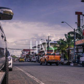 Panama Bocas del Toro Town