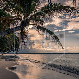Bocas del Toro Zapatilla Islands Sunset