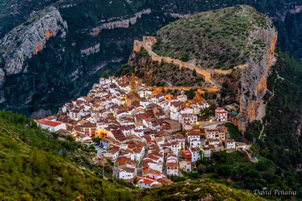 Podzimní Chulilla - Španělsko
