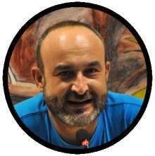 Manolo Copé Tobaja. Responsable de compromiso y relaciones internacionales. Pertenece a la diócesis de Orihuela-Alicante.