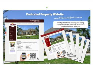 Dedicated Property Website