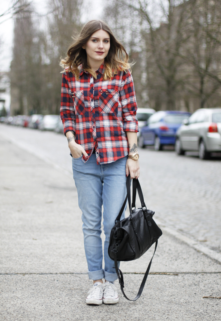 outfit: boyfriend style. – Hoard of Trends