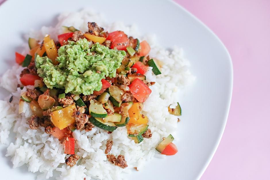 Veggie_Gemüse_Reispfanne_2