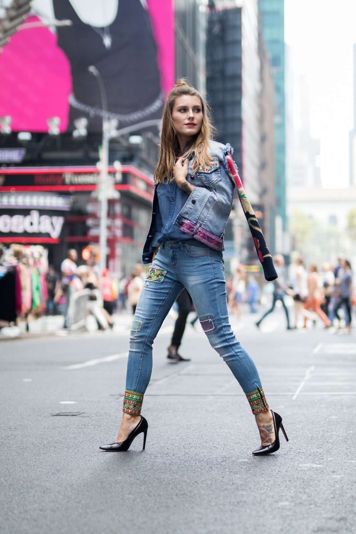 Desigual_FW_Denim_on_Denim_NYFW_1