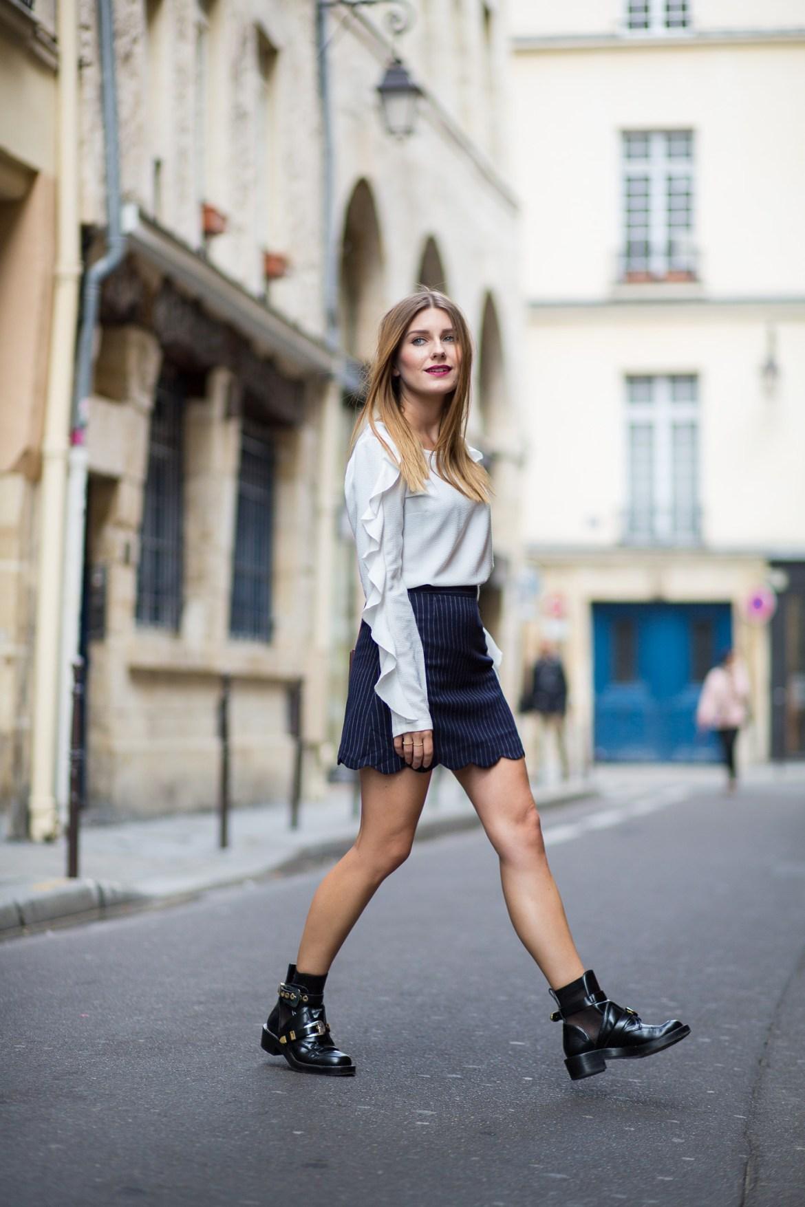 paris_le_marais_outfit_skirt_ruffles_blouse_1