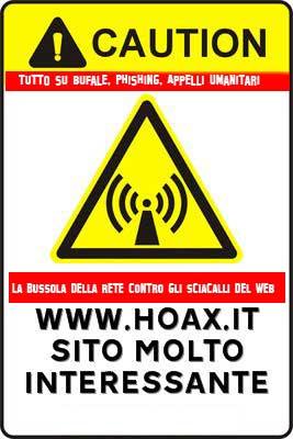 Hoax.it - La Bussola della Rete