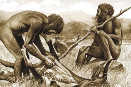 Mangiare-carne-ha-accelerato-l'evoluzione-della-nostra-faccia