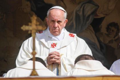 15/08/2013 Castel Gandolfo, messa e Angelus celebrati da Papa Francesco nella ricorrenza dell'Assunzione di Maria .