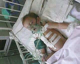 Picture about 100 shares can get Free Heart Transplant Surgery!