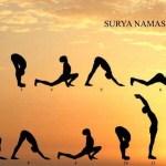 Picture: Surya Namaskar - King of Exercises
