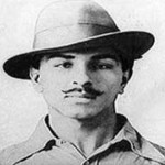 Picture about Bhagat Singh hanged on Feb - 14th Valentine's Day