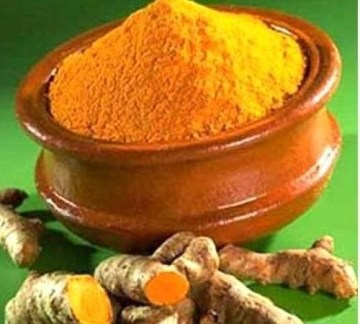 Picture about Indian Spice Turmeric Prevents and Cures Cancer and Alzheimer's Disease