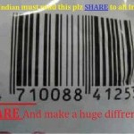 Picture about How to Read Bar Codes and Avoid Harmful Foods