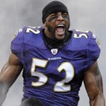 Picture about Ray Lewis Breaks Both Legs in Car Accident