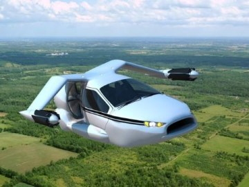 Picture about Flying Cars to Come Soon