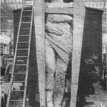 Picture about Mystery of Fossilized Irish Giant