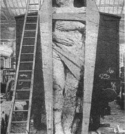 Mystery of Fossilized Irish Giant – Facts Analysis