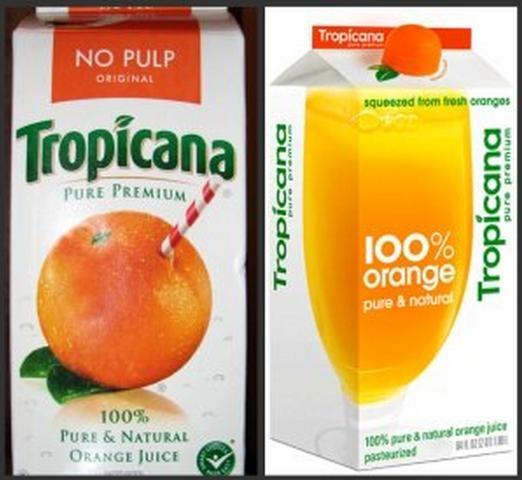Picture: Tropicana Orange Juice Isn't Natural