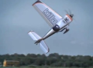 Picture about Video of the Best Air Race Pilot Ever