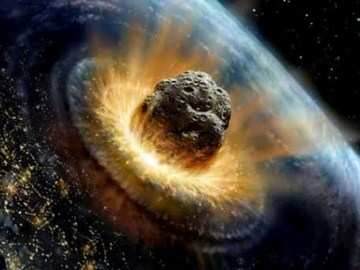 Picture about Giant Asteroid named 1950 DA Will Collide With Our Planet