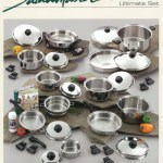 Picture about Saladmaster, Are You Eating Your Cookware