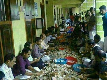 Picture about Income Tax Raid at Bhai Thakur's Office and Home Recovered Thousands of Crores