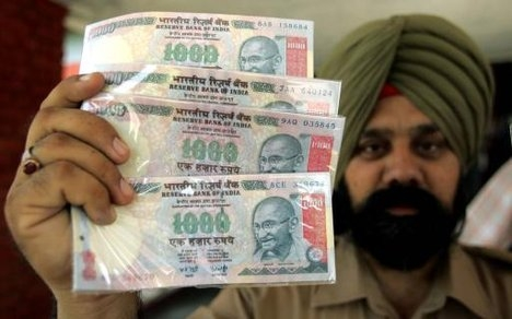 Fake Rs 1000 Notes in Circulation, Says RBI