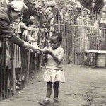 Picture of Human Zoos with African People Put on Display