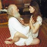Picture about Asaram Bapu Disgusting! This is How Godman Imparts 'Diksha'