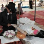 Picture about Love Never Dies - Man Marries Dead Girl friend