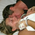 Picture about Mother's Hug Brings Her Dead Baby Back to Life