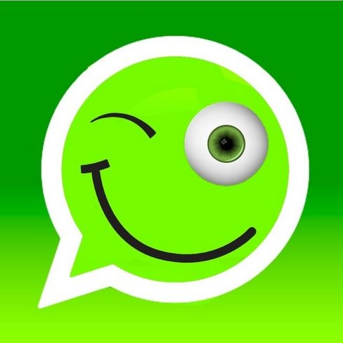Picture Suggesting Invite to Activate WhatsApp Stickers