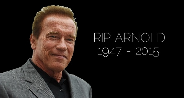 Picture Suggesting Arnold Schwarzenegger Found Dead