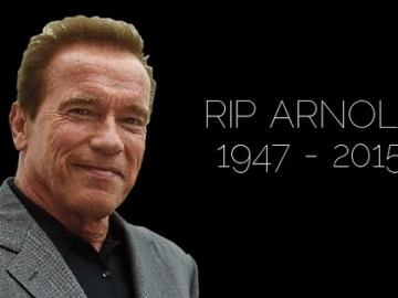 Picture Suggesting Arnold Schwarzenegger Found Dead