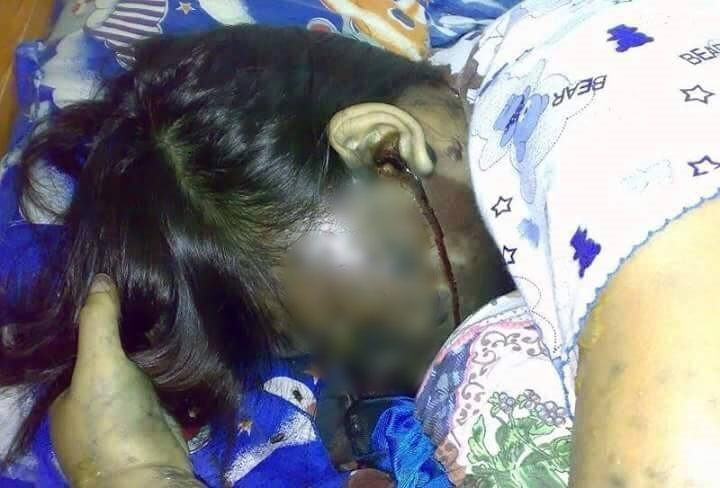 Picture of Girl Killed in Sleep by Electrocution from Her Earphones While Phone was Charging