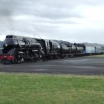 Picture of Napier - Gisborne Railway Line Passes Through Airport Runway
