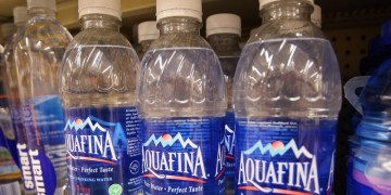 Picture Suggesting Aquafina Admits It's Just Tap Water