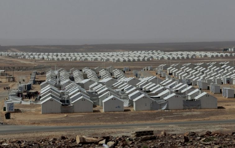 Picture Suggesting Obama Opens First Concentration Camp in US