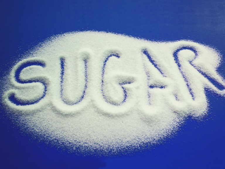 Graphic Representation of Sugar Awareness in School