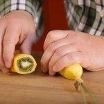 Picture from Hybrid Banana Kiwi Fruit Video
