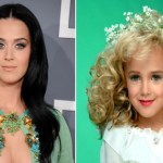 Picture Suggesting Pop Star Katy Perry is Actually Murdered Child Beauty Pageant Star JonBenét Ramsey