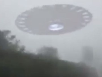 Picture about Shocking UFO Spotted in Kenya, Video
