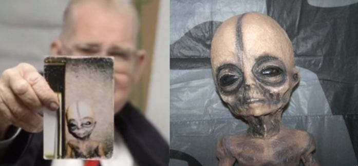 Picture about Former Area 51 Scientist Deathbed Confession, Aliens and UFOs Exist