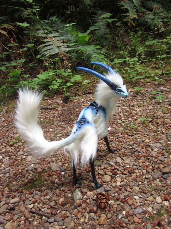 Picture of Cloud Antelope Posable Art Doll